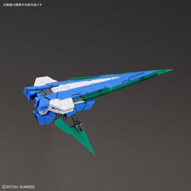 MG『ダブルオークアンタフルセイバー 機動戦士ガンダム00V戦記』1/100 プラモデル-018