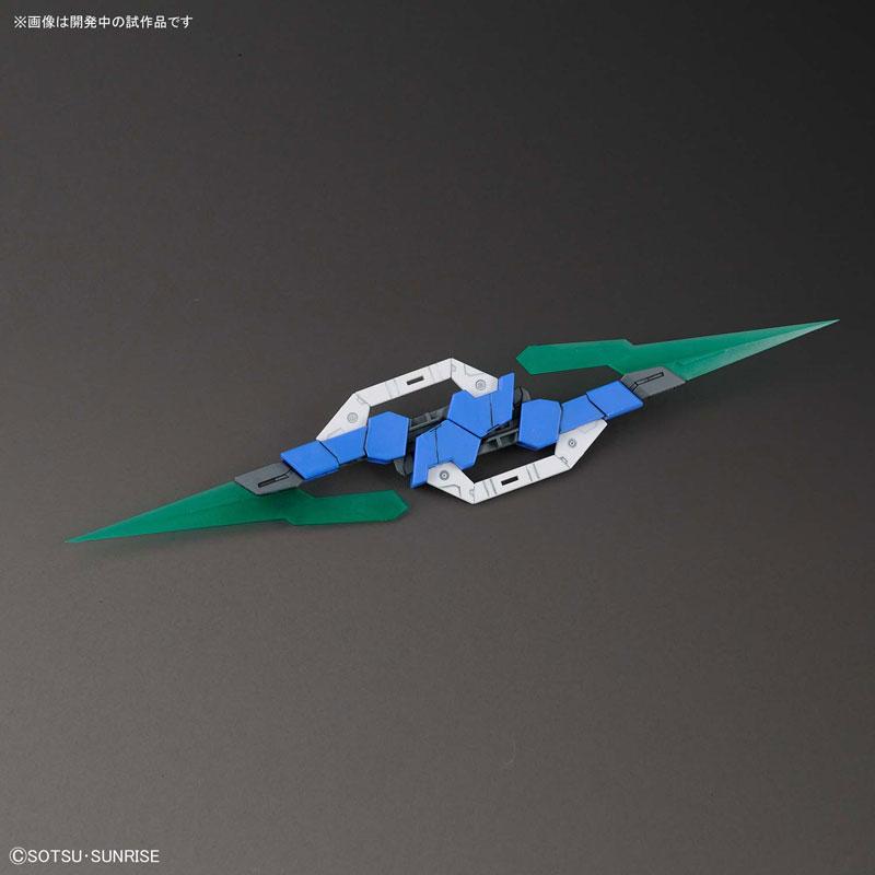 MG『ダブルオークアンタフルセイバー 機動戦士ガンダム00V戦記』1/100 プラモデル-020