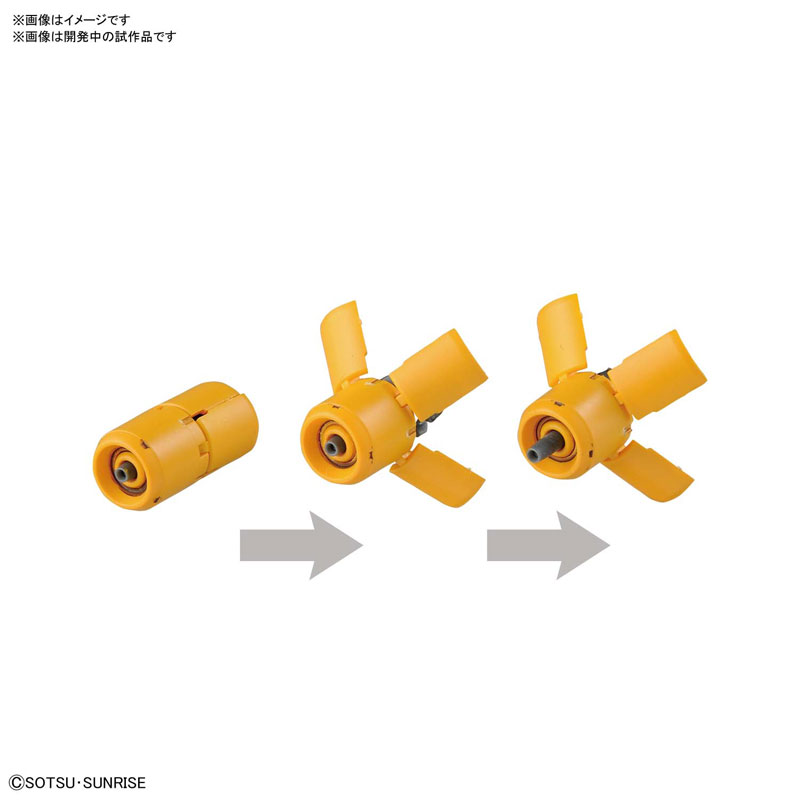 RE/100『ヤクト・ドーガ(ギュネイ・ガス機)|機動戦士ガンダム 逆襲のシャア』1/100 プラモデル-006