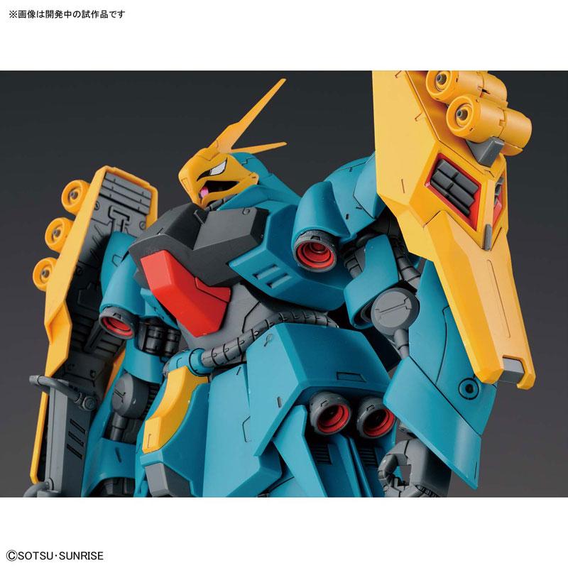 RE/100『ヤクト・ドーガ(ギュネイ・ガス機)|機動戦士ガンダム 逆襲のシャア』1/100 プラモデル-009