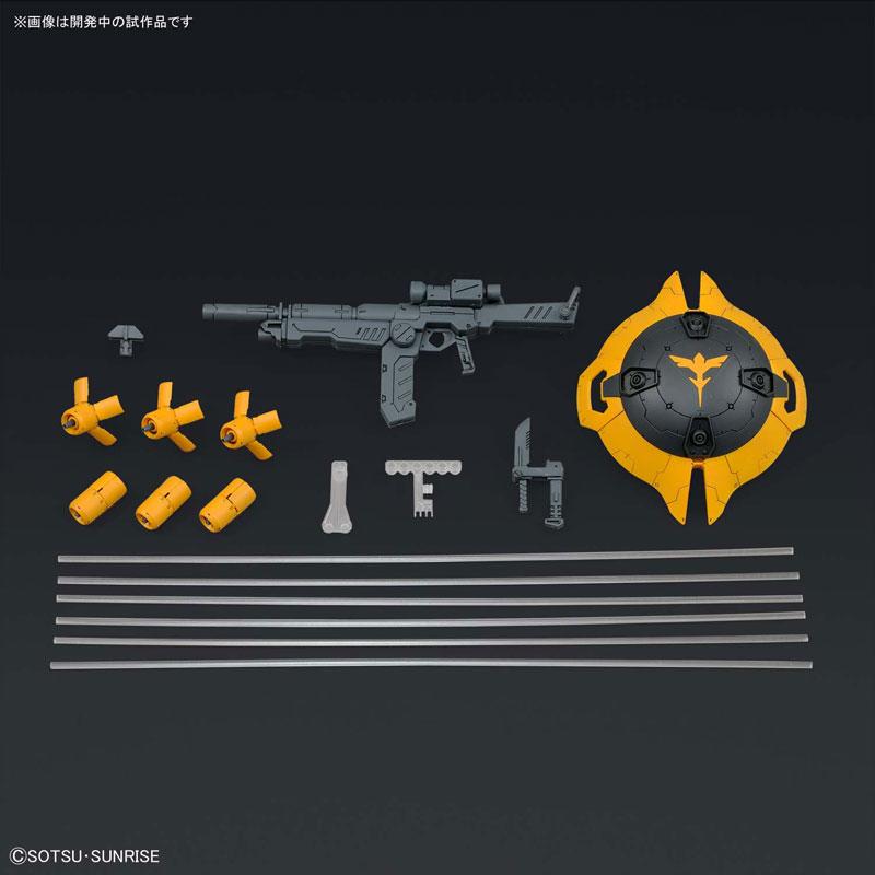 RE/100『ヤクト・ドーガ(ギュネイ・ガス機)|機動戦士ガンダム 逆襲のシャア』1/100 プラモデル-012