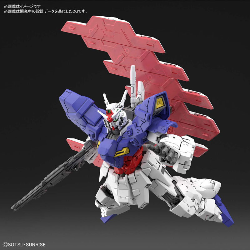 HGUC『ムーンガンダム|機動戦士MOONガンダム』1/144 プラモデル-001