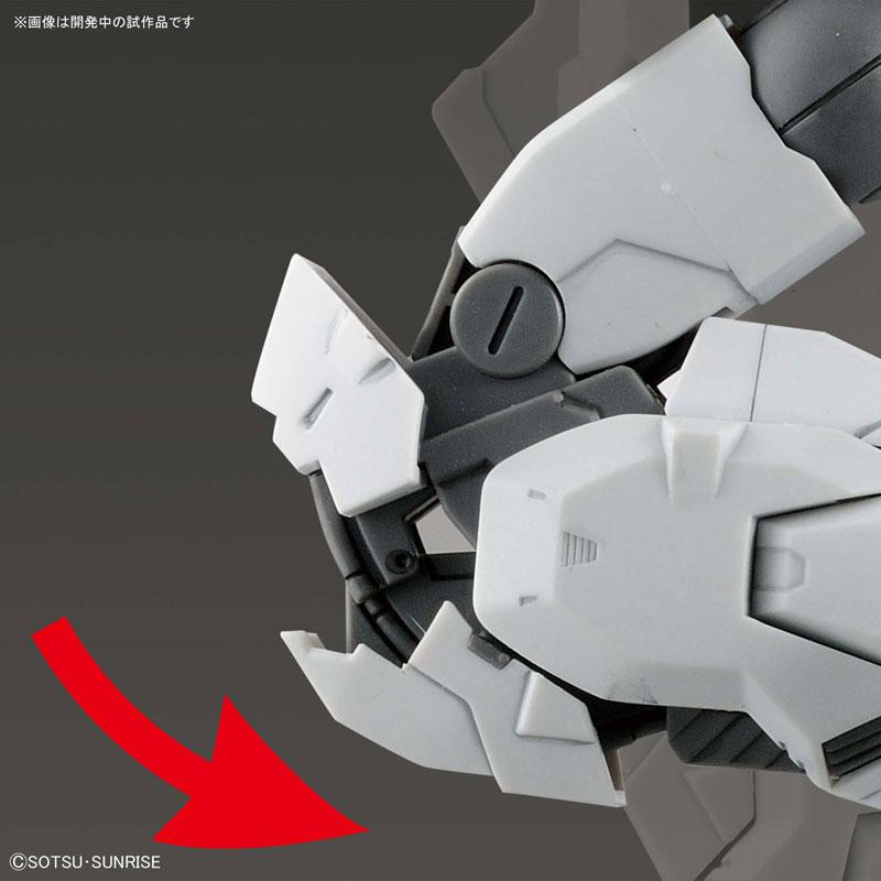 HGUC『ムーンガンダム|機動戦士MOONガンダム』1/144 プラモデル-006