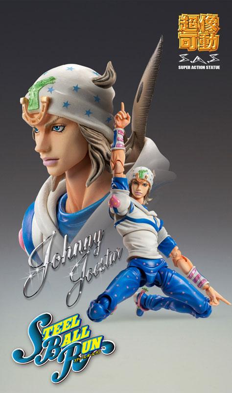 超像可動『ジョニィ・ジョースター|ジョジョの奇妙な冒険 第7部 スティール・ボール・ラン』可動フィギュア-005