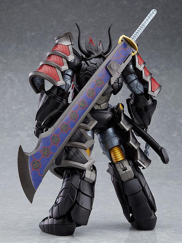MODEROID『マジンカイザー刃皇』プラモデル-002