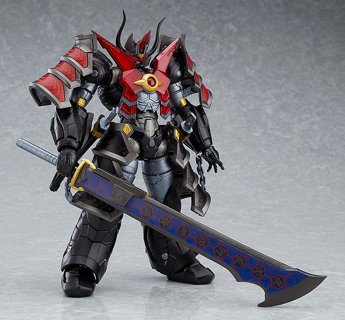 MODEROID『マジンカイザー刃皇』プラモデル-003