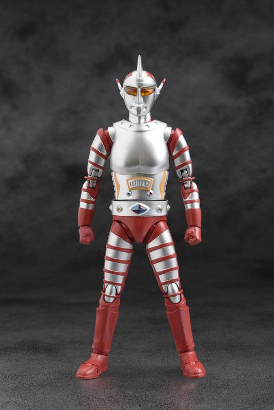 HAF(ヒーローアクションフィギュア)円谷プロ編『ジャンボーグA』可動フィギュア-001