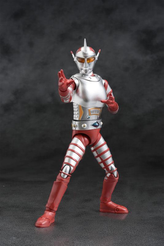 HAF(ヒーローアクションフィギュア)円谷プロ編『ジャンボーグA』可動フィギュア-002