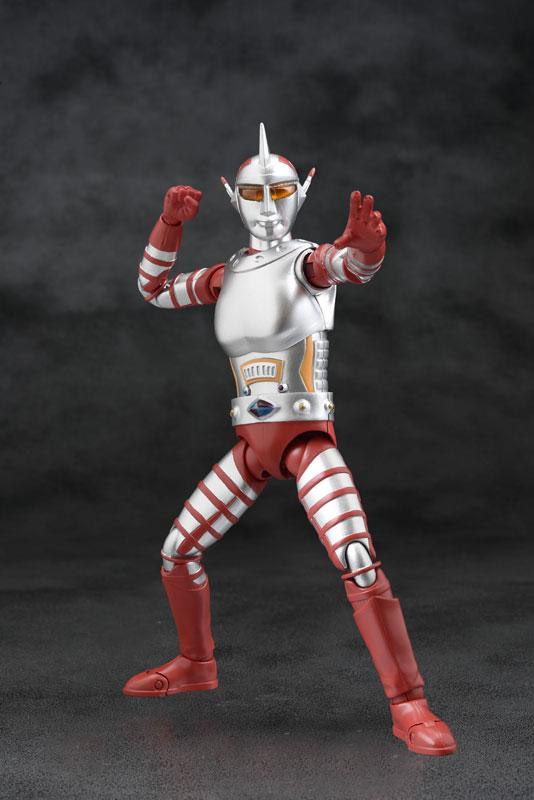 HAF(ヒーローアクションフィギュア)円谷プロ編『ジャンボーグA』可動フィギュア-003