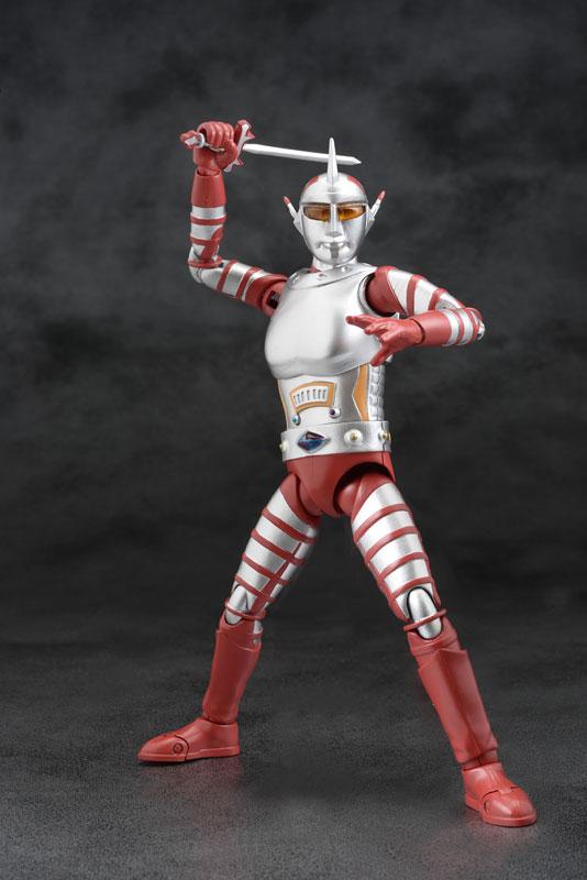 HAF(ヒーローアクションフィギュア)円谷プロ編『ジャンボーグA』可動フィギュア-004
