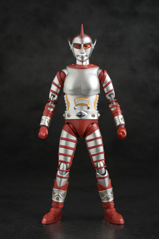 Hero Action Figure『にせジャンボーグA』可動フィギュア-001