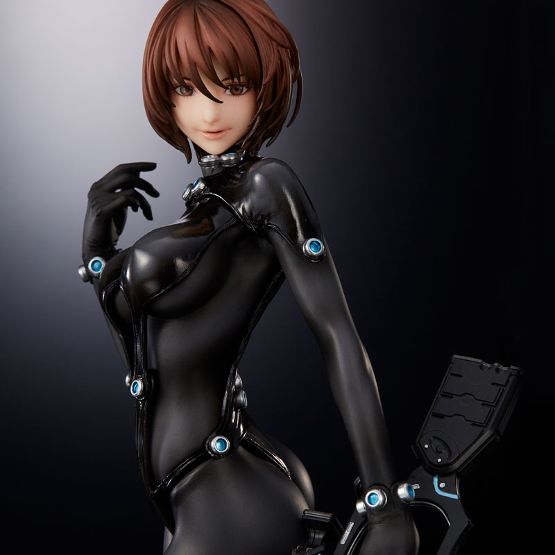 GANTZ:O『山咲杏 Xショットガンver.』完成品フィギュア-009