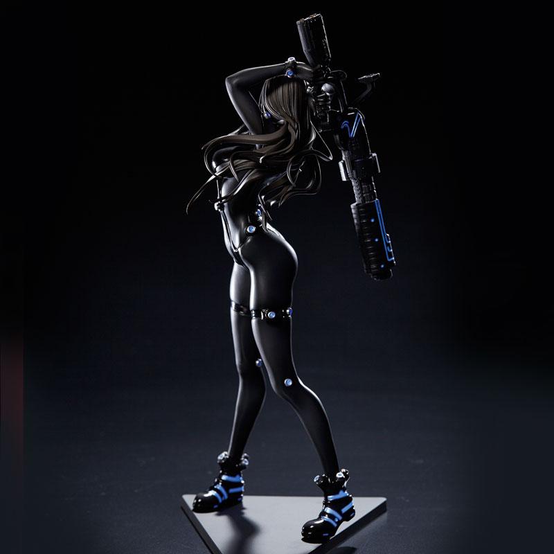【再販】Hdge technical statue No.15『GANTZ:O|レイカ Xショットガンver.』完成品フィギュア-002