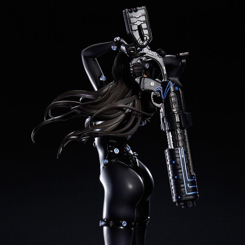 【再販】Hdge technical statue No.15『GANTZ:O|レイカ Xショットガンver.』完成品フィギュア-004