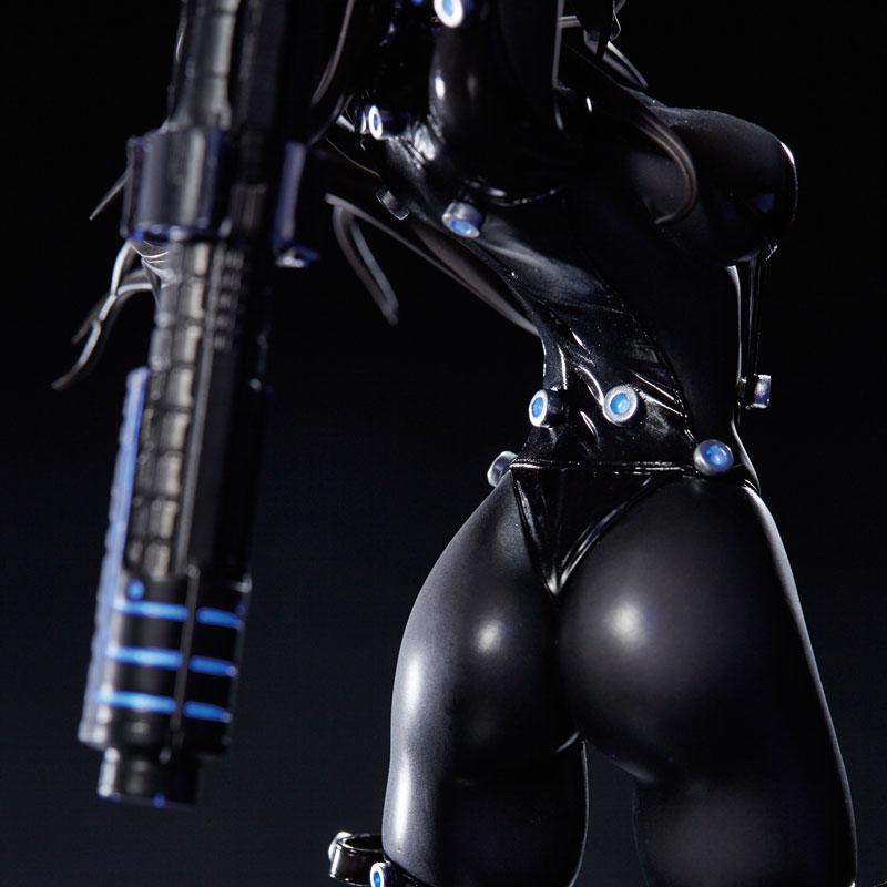 【再販】Hdge technical statue No.15『GANTZ:O|レイカ Xショットガンver.』完成品フィギュア-005