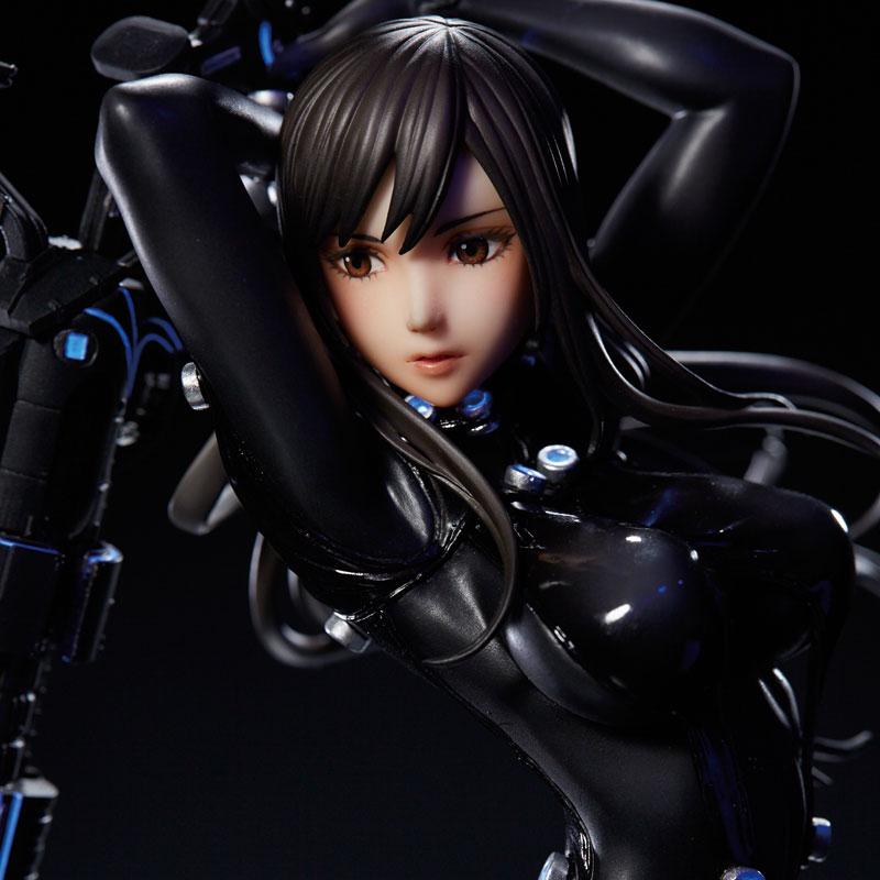 【再販】Hdge technical statue No.15『GANTZ:O|レイカ Xショットガンver.』完成品フィギュア-006