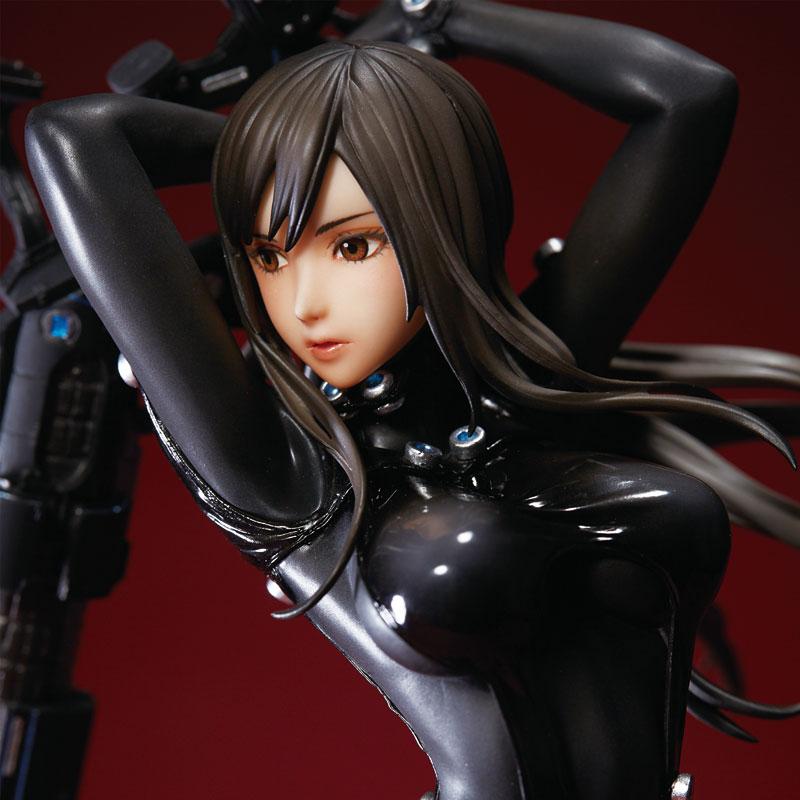 【再販】Hdge technical statue No.15『GANTZ:O|レイカ Xショットガンver.』完成品フィギュア-008