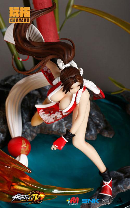 ザ・キング・オブ・ファイターズ XIV『不知火舞』1/6スケール スタチュー-010