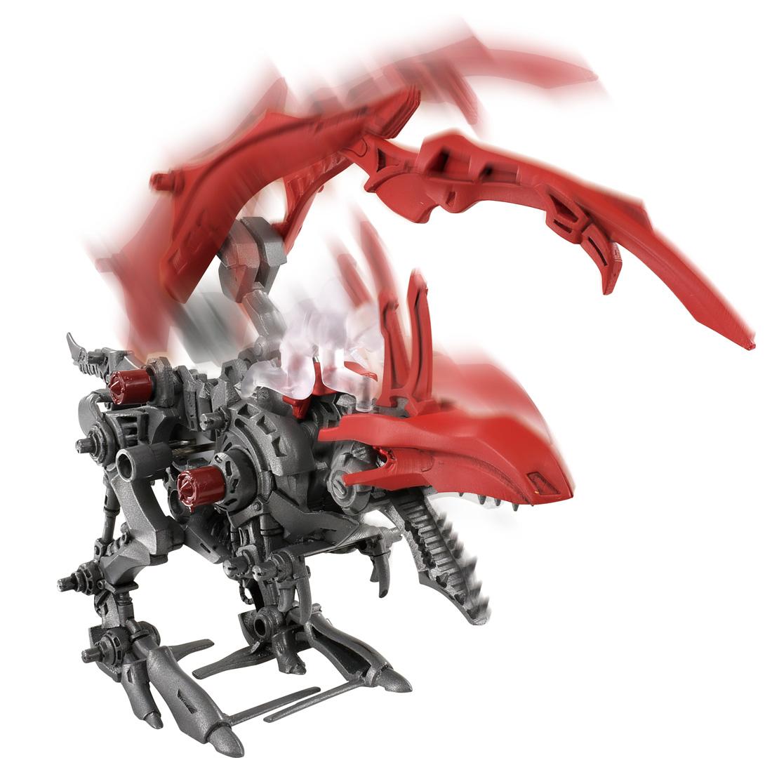 ZOIDS『ZW09 ラプトール|ゾイドワイルド』組立キット-004