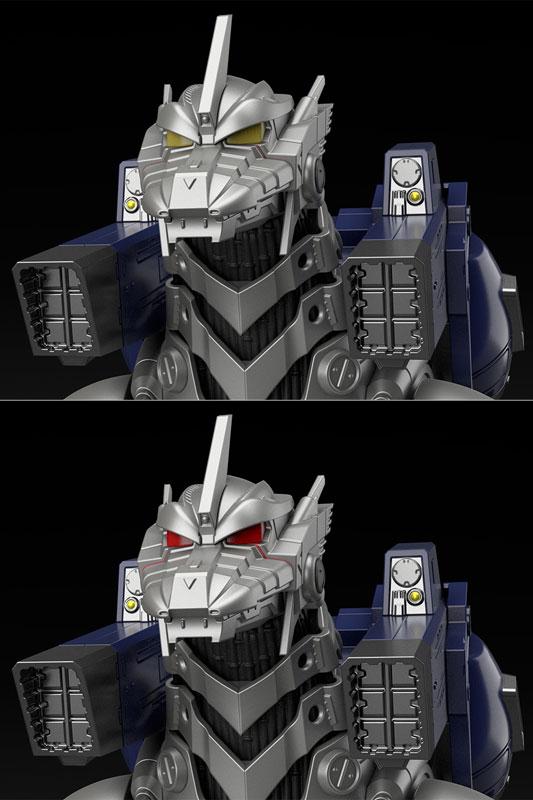 ACKS『MFS-3 3式機龍|ゴジラ×メカゴジラ』プラモデル-016