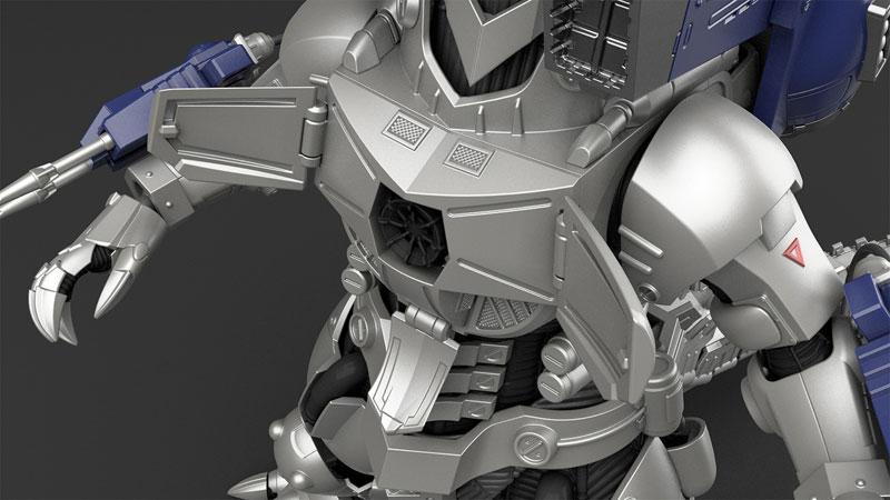 ACKS『MFS-3 3式機龍|ゴジラ×メカゴジラ』プラモデル-018
