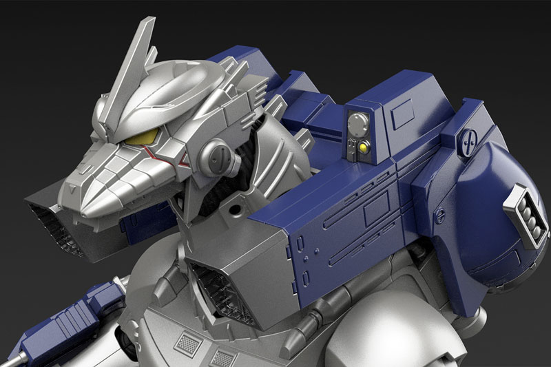 ACKS『MFS-3 3式機龍|ゴジラ×メカゴジラ』プラモデル-019