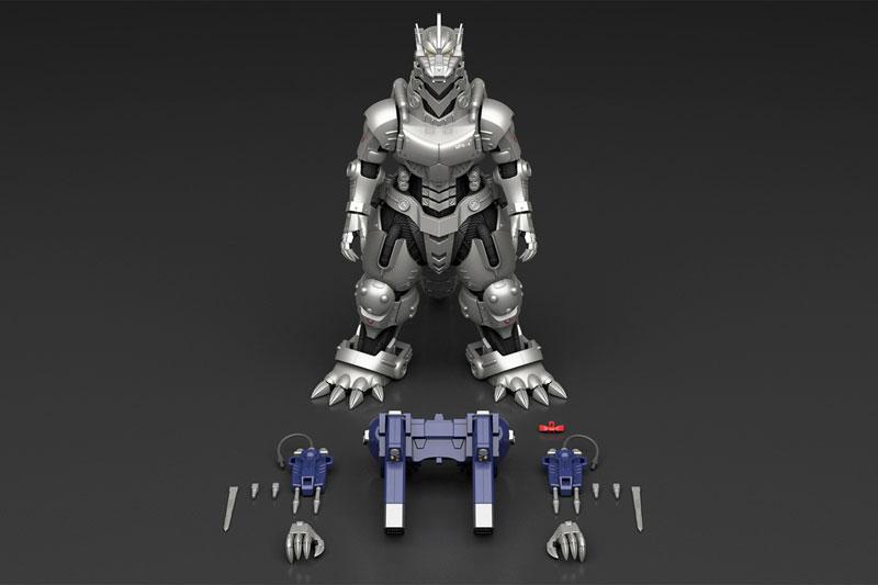 ACKS『MFS-3 3式機龍|ゴジラ×メカゴジラ』プラモデル-024