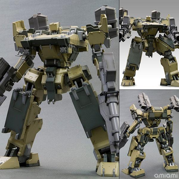 【再販】V.I.シリーズ『アーマード・コアV|GA GAN01 サンシャインL』1/72 プラモデル