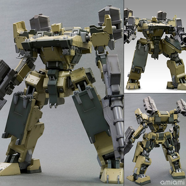 【再販】V.I.シリーズ『アーマード・コアV GA GAN01 サンシャインL』1/72 プラモデル