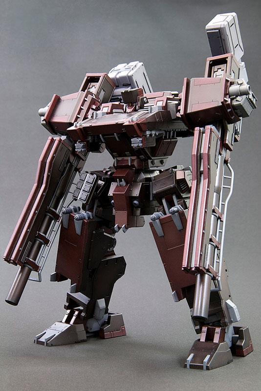 【再販】V.I.シリーズ『アーマード・コア GA GAN01-SUNSHINE-E フィードバック』1/72 プラモデル-001