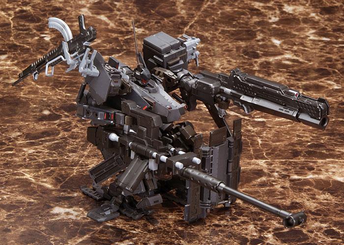【再販】V.I.シリーズ『アーマード・コアV UCR-10/L AGNI(アグニ)』1/72 プラモデル-011