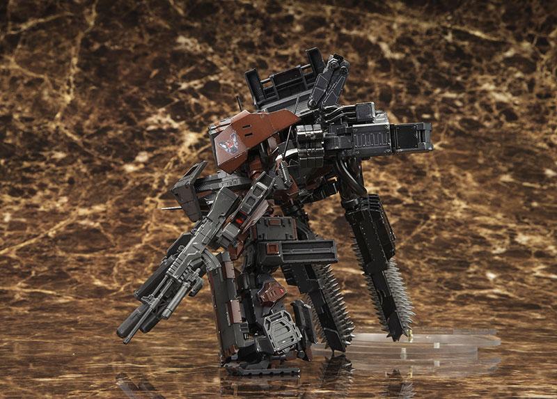 【再販】V.I.シリーズ『アーマード・コアV UCR-10A ヴェンジェンス』1/72 プラモデル-005