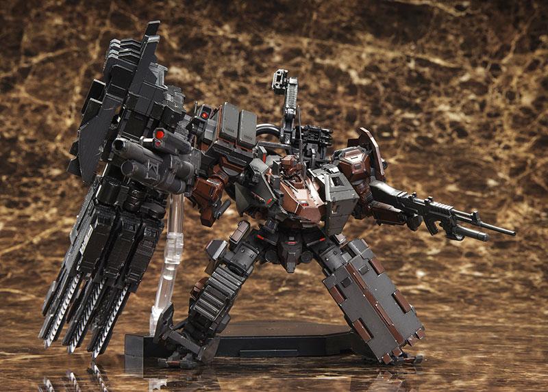 【再販】V.I.シリーズ『アーマード・コアV UCR-10A ヴェンジェンス』1/72 プラモデル-008