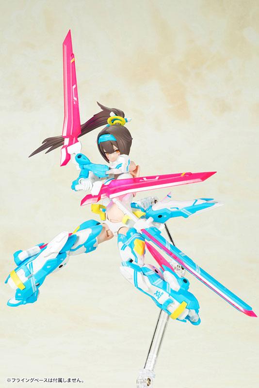 メガミデバイス『朱羅 弓兵 蒼衣』1/1 プラモデル-008