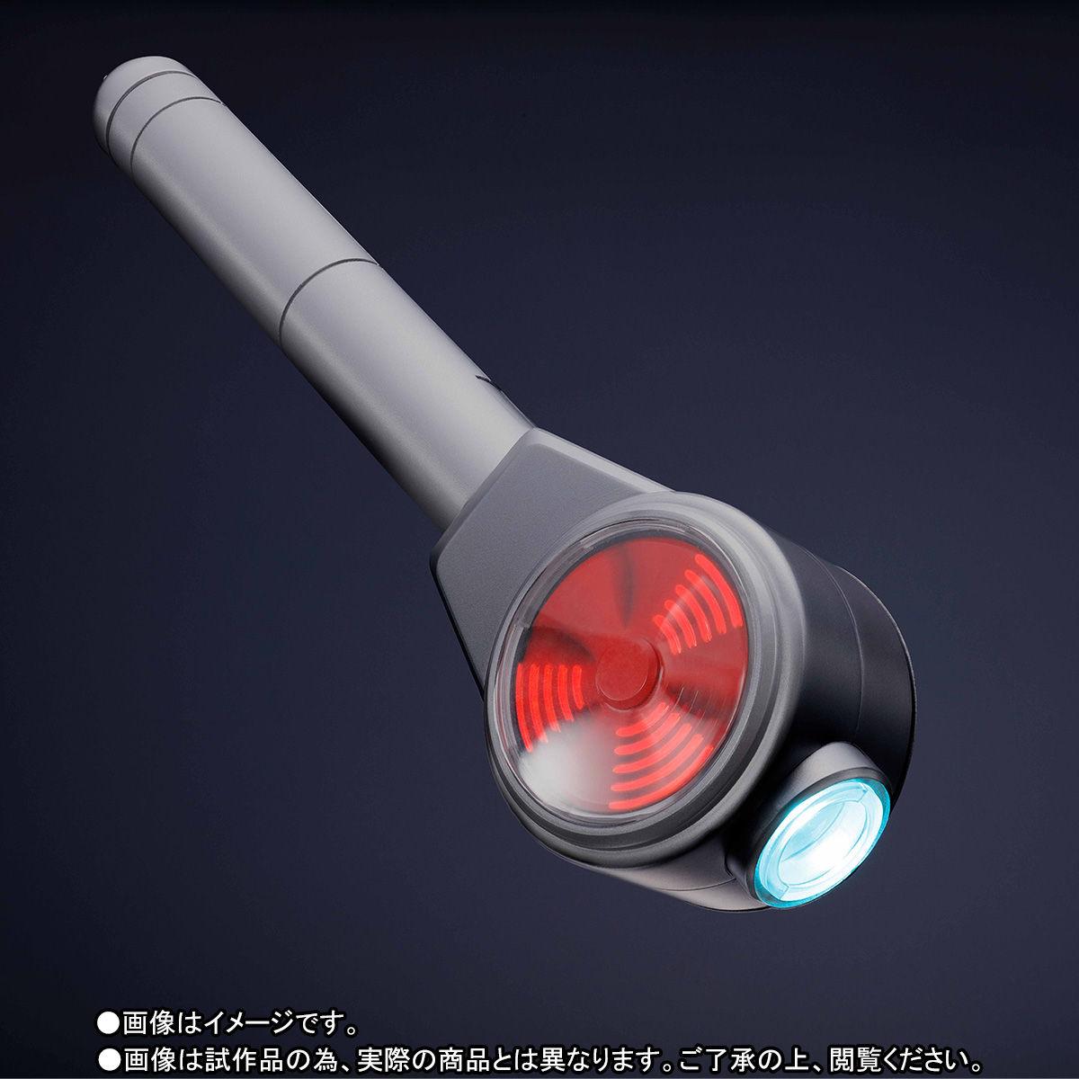 TAMASHII Lab 仮面ライダーBLACK RX『リボルケイン』-002
