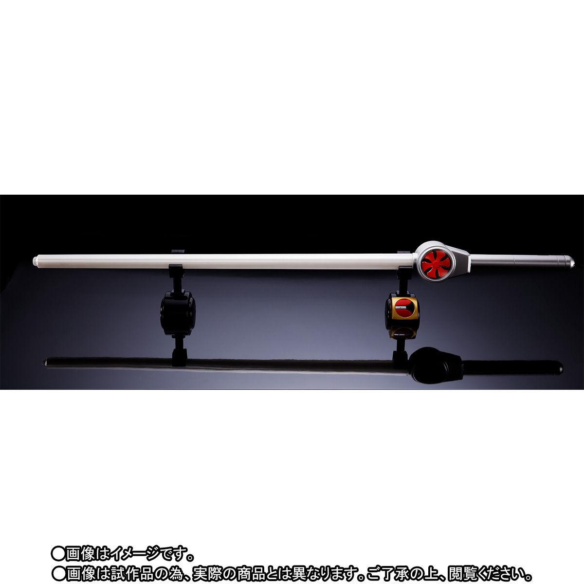 TAMASHII Lab 仮面ライダーBLACK RX『リボルケイン』-005