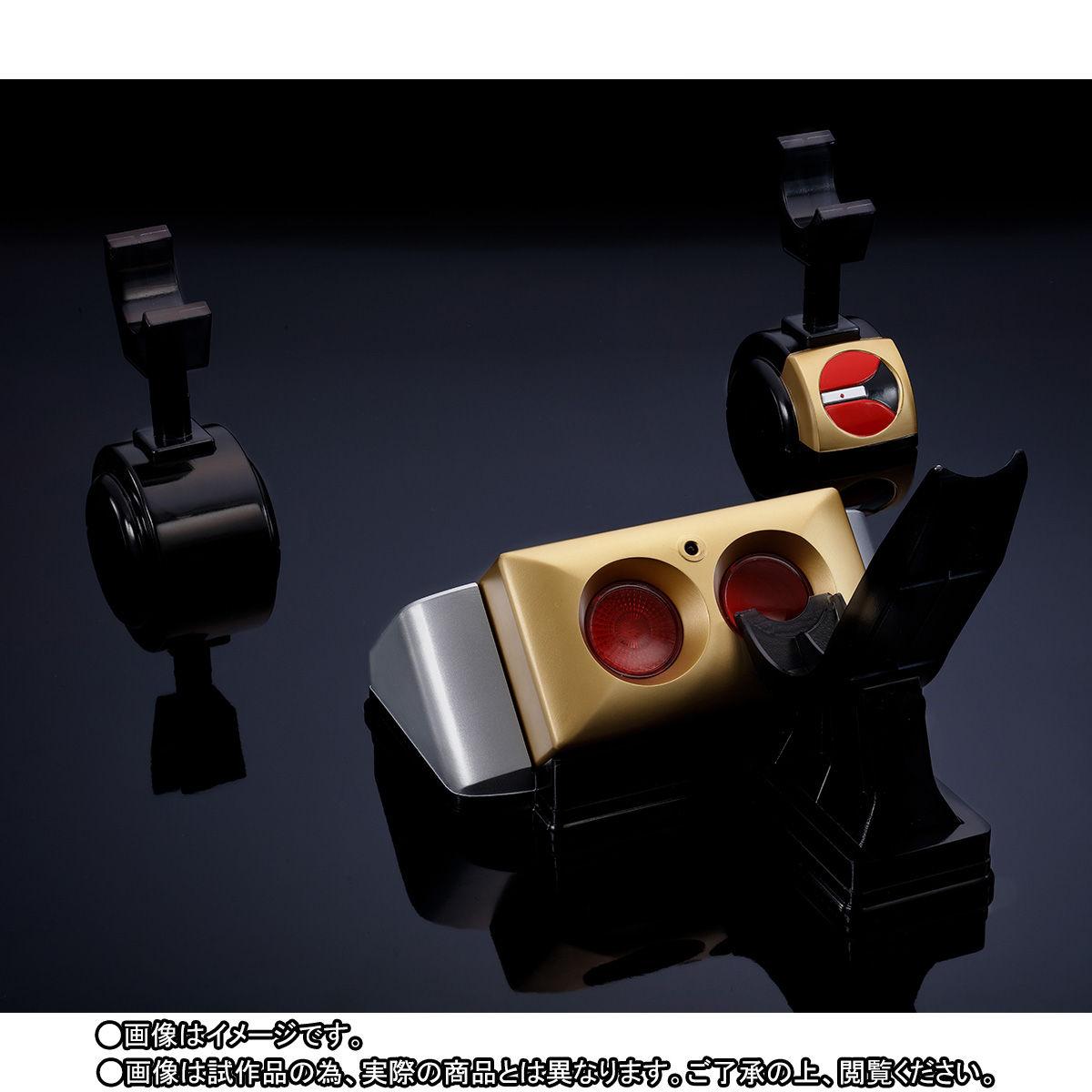 TAMASHII Lab 仮面ライダーBLACK RX『リボルケイン』-006