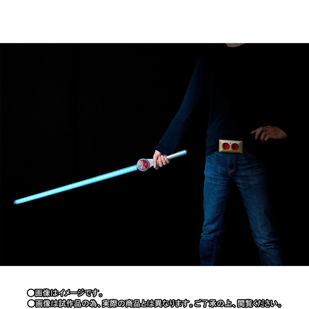 TAMASHII Lab 仮面ライダーBLACK RX『リボルケイン』-008