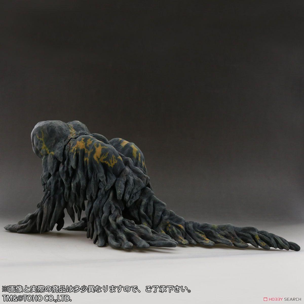 やわらかいじゅう『ヘドラ 上陸期 四つん這いVer.』完成品フィギュア-004