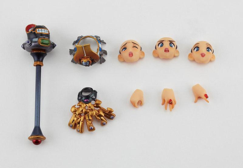 レガシー・オブ・リボルテック『古代の王女メナス』クイーンズブレイド 可動フィギュア-008