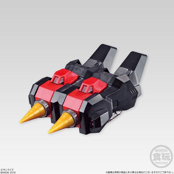 【再販】【食玩】スーパーミニプラ『勇者王ガオガイガー』4個入りBOX-004