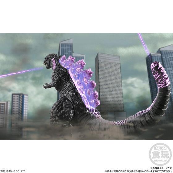【食玩】ゴジラ『真撃大全 2』10個入りBOX-007
