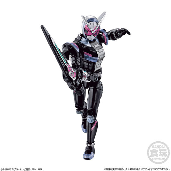 【食玩】装動『仮面ライダージオウ RIDE【1】』セット 可動フィギュア-006