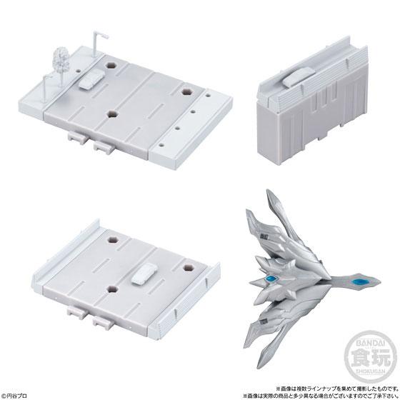 【食玩】『超動ウルトラマン』可動フィギュア 10個入りBOX-009