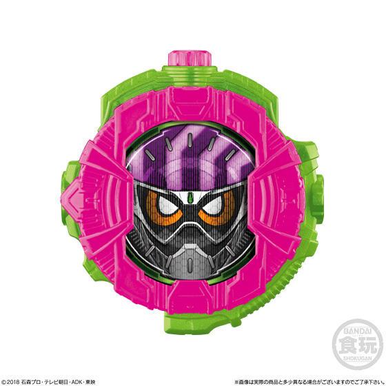 【食玩】仮面ライダー サウンドライドウォッチシリーズ『SGライドウォッチ02』10個入りBOX-002