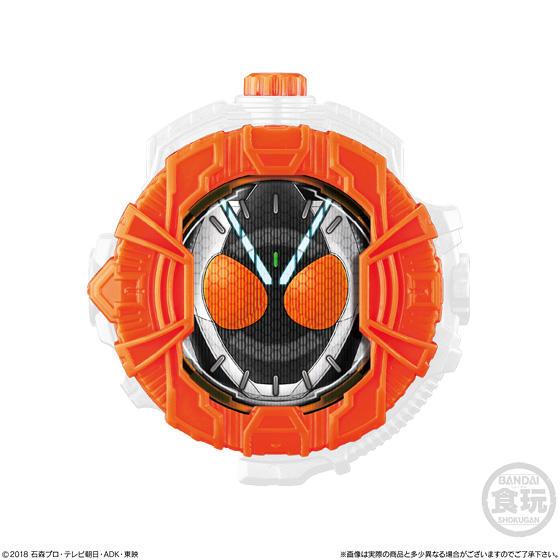 【食玩】仮面ライダー サウンドライドウォッチシリーズ『SGライドウォッチ02』10個入りBOX-003