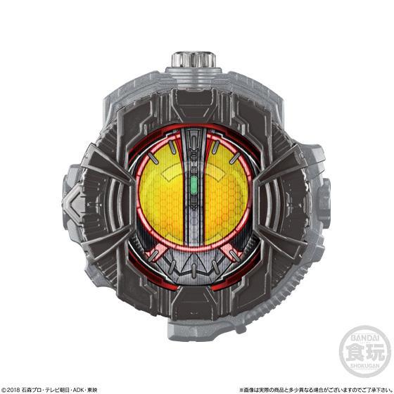 【食玩】仮面ライダー サウンドライドウォッチシリーズ『SGライドウォッチ02』10個入りBOX-004