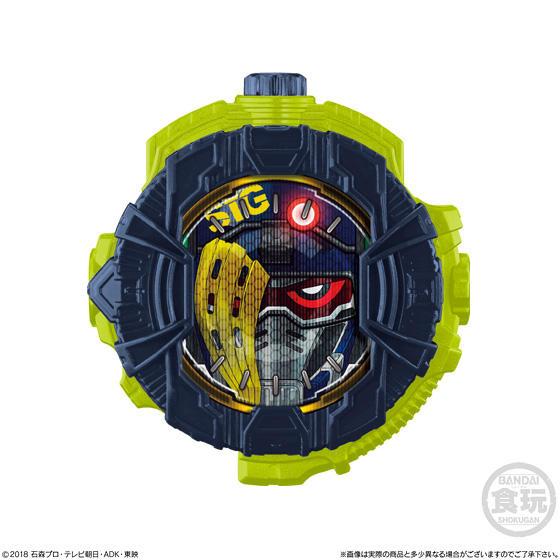 【食玩】仮面ライダー サウンドライドウォッチシリーズ『SGライドウォッチ02』10個入りBOX-005