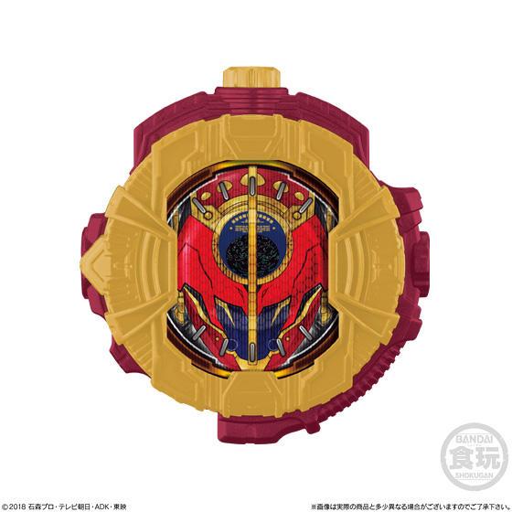 【食玩】仮面ライダー サウンドライドウォッチシリーズ『SGライドウォッチ02』10個入りBOX-006