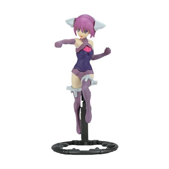 UNLIMITS PROJECT『換装少女BB』ガシャポン 可動フィギュア-003